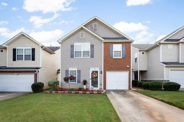 200 Lakebirch Drive, Covington, GA 30016 (MLS #6787571) :: The Heyl Group at Keller Williams