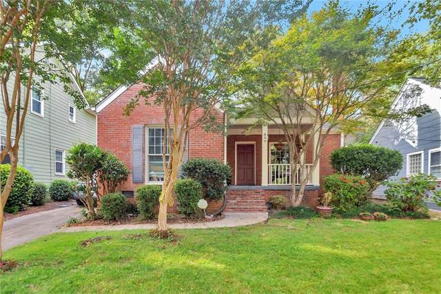 849 Drewry Street NE, Atlanta, GA 30306 (MLS #6787583) :: Keller Williams Realty Cityside