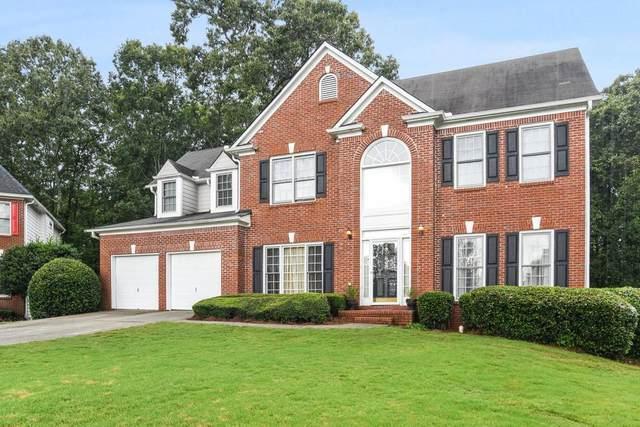 668 Oakview Trail Street, Stone Mountain, GA 30087 (MLS #6787584) :: Kennesaw Life Real Estate
