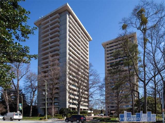 2575 Peachtree Road NE 3E, Atlanta, GA 30305 (MLS #6787591) :: The Heyl Group at Keller Williams