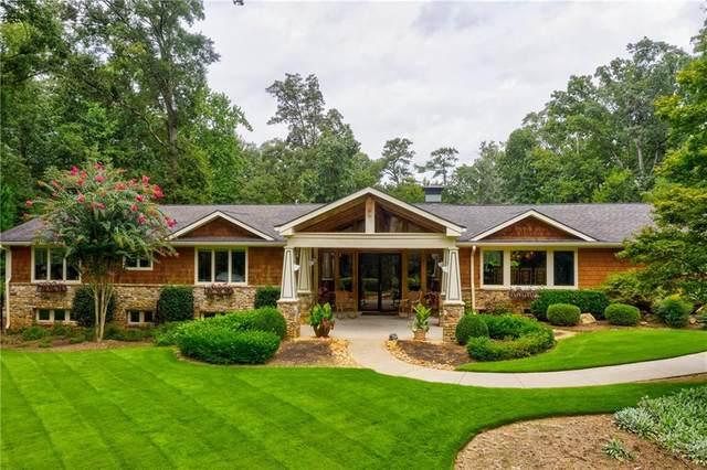 1810 Northridge Road, Sandy Springs, GA 30350 (MLS #6787626) :: Kennesaw Life Real Estate