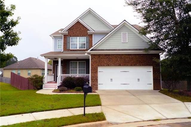 4237 Hidden Village Way, Gainesville, GA 30507 (MLS #6787628) :: The Cowan Connection Team