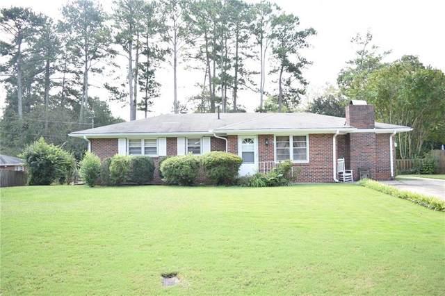 1278 Cliffwood Drive SE, Smyrna, GA 30080 (MLS #6787630) :: Rock River Realty