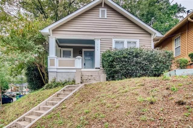 114 Holiday Avenue NE, Atlanta, GA 30307 (MLS #6787643) :: Rock River Realty