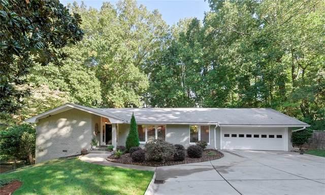 2978 Green Oaks Circle NE, Atlanta, GA 30345 (MLS #6787661) :: North Atlanta Home Team