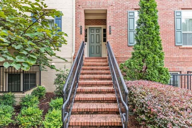 859 Perennial Drive, Atlanta, GA 30328 (MLS #6787669) :: KELLY+CO