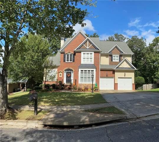 2984 Winterthur Close NW, Kennesaw, GA 30144 (MLS #6787672) :: Kennesaw Life Real Estate