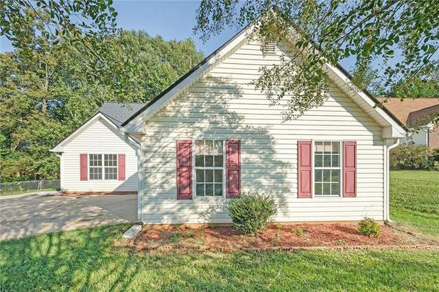 5284 Hopewell Lane, Gainesville, GA 30507 (MLS #6787674) :: Kennesaw Life Real Estate