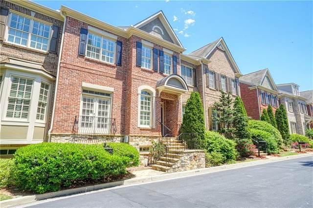 610 Parkside Village Way NW, Marietta, GA 30060 (MLS #6787684) :: Kennesaw Life Real Estate