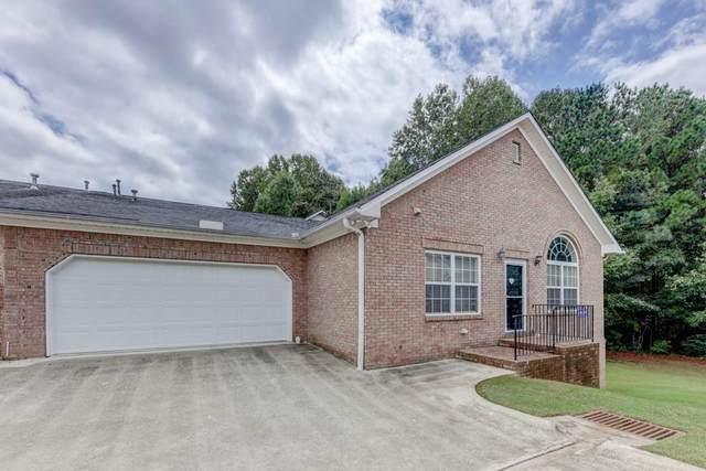 3386 Raes Creek Road #27, Marietta, GA 30008 (MLS #6787701) :: Kennesaw Life Real Estate