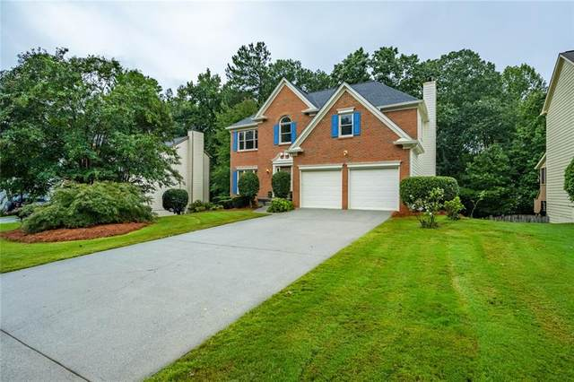 1810 Abinger Lane, Lawrenceville, GA 30043 (MLS #6787710) :: Tonda Booker Real Estate Sales