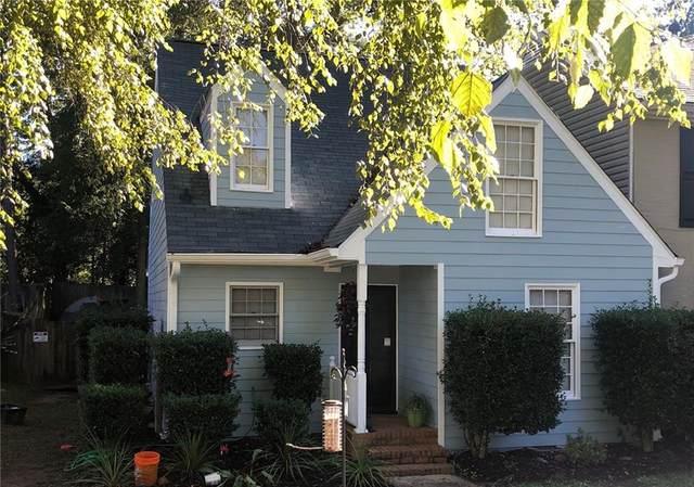 566 Manning Road SW, Marietta, GA 30064 (MLS #6787722) :: North Atlanta Home Team