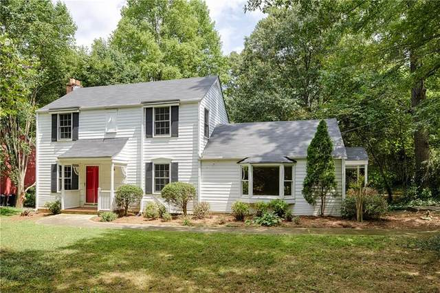 2842 Sumac Drive, Dunwoody, GA 30360 (MLS #6787758) :: The Heyl Group at Keller Williams