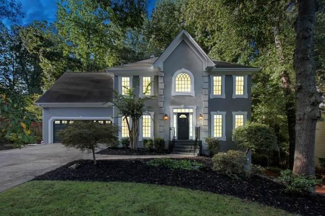 3515 Waters Glen Way, Alpharetta, GA 30022 (MLS #6787770) :: North Atlanta Home Team