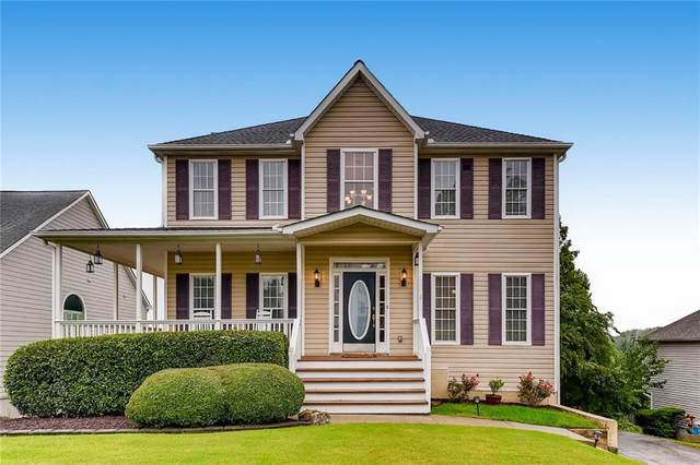 921 Soaring Drive, Marietta, GA 30062 (MLS #6787789) :: The Residence Experts