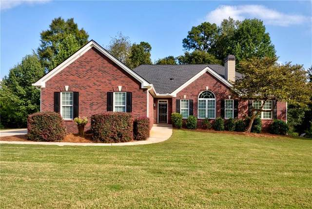 49 Prestwick Drive, Hoschton, GA 30548 (MLS #6787798) :: The Heyl Group at Keller Williams