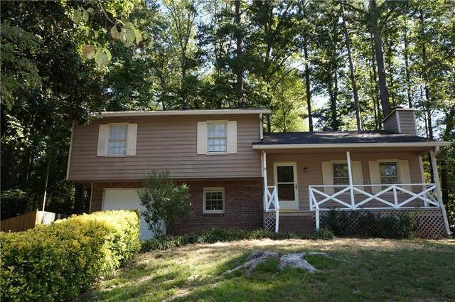 4015 Woodland Drive NW, Kennesaw, GA 30152 (MLS #6787802) :: Kennesaw Life Real Estate