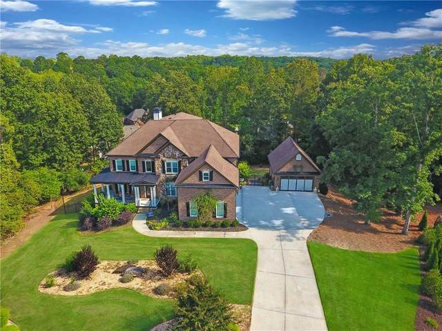 4744 Quailwood Drive, Flowery Branch, GA 30542 (MLS #6787830) :: North Atlanta Home Team