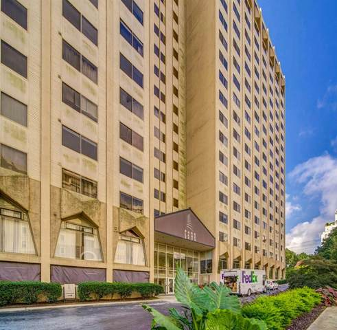 2479 Peachtree Road NE #1512, Atlanta, GA 30305 (MLS #6787834) :: Dillard and Company Realty Group