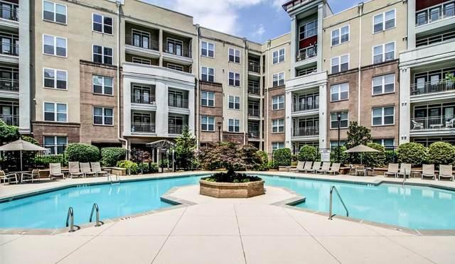 390 17th Street NW #5032, Atlanta, GA 30363 (MLS #6787863) :: North Atlanta Home Team