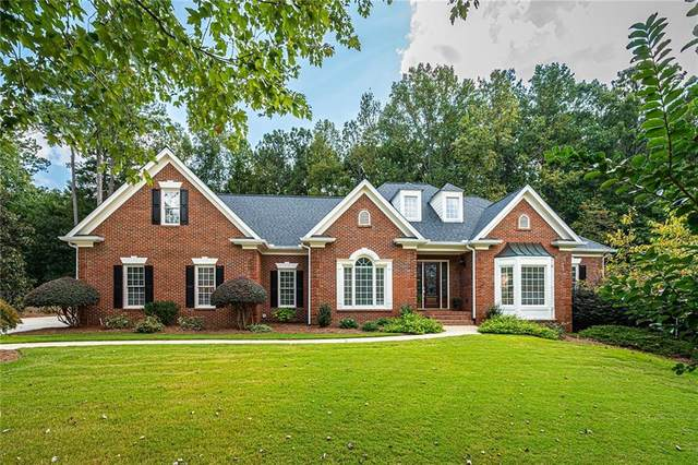 145 Oakhurst Leaf Drive, Milton, GA 30004 (MLS #6787871) :: The Heyl Group at Keller Williams