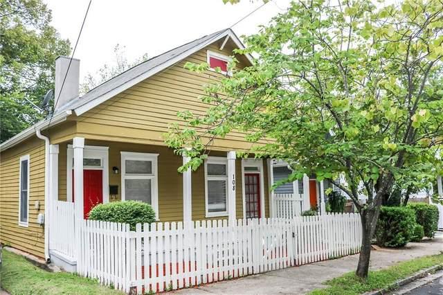 108 Bradley Street, Atlanta, GA 30312 (MLS #6787895) :: Vicki Dyer Real Estate