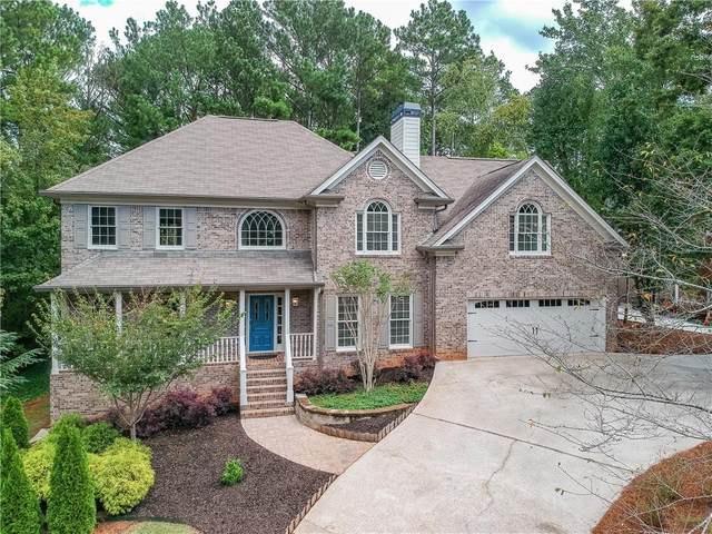 436 Coopers Pond Drive, Lawrenceville, GA 30044 (MLS #6787905) :: The Heyl Group at Keller Williams