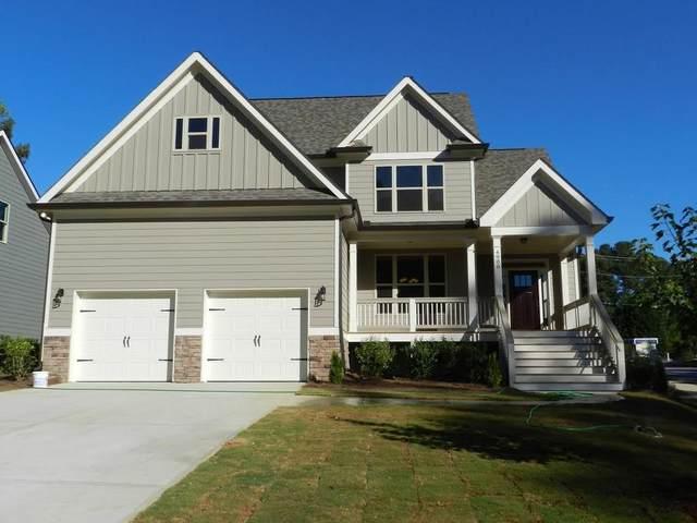 65 Roberson Drive NE, Cartersville, GA 30121 (MLS #6787917) :: Tonda Booker Real Estate Sales