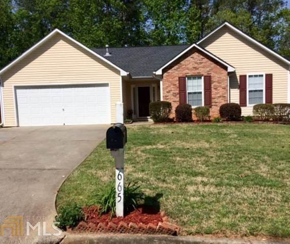 665 Rosewood Circle #0, Jonesboro, GA 30238 (MLS #6787919) :: The Heyl Group at Keller Williams