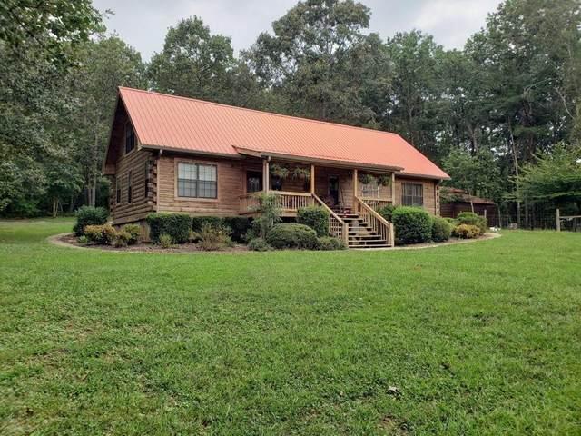 291 Holly Springs Road NE, White, GA 30184 (MLS #6787936) :: Rich Spaulding