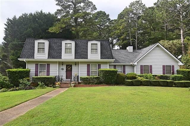 2520 Country Club Drive SE, Conyers, GA 30013 (MLS #6787947) :: RE/MAX Prestige
