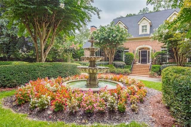 469 Atlanta Country Club Drive SE, Marietta, GA 30067 (MLS #6787956) :: AlpharettaZen Expert Home Advisors