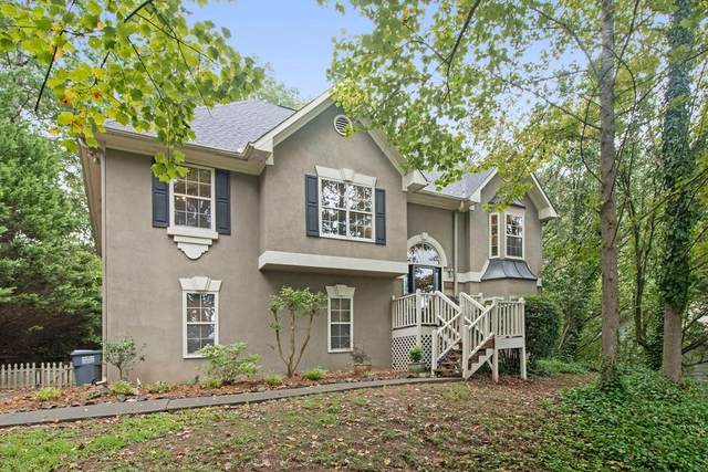 4580 Sagebrush Drive NW, Kennesaw, GA 30152 (MLS #6787977) :: The Realty Queen & Team