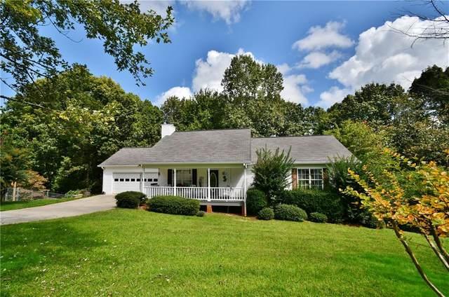 91 Welch Drive, Dahlonega, GA 30533 (MLS #6787985) :: AlpharettaZen Expert Home Advisors