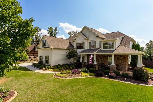 3625 Davidson Farm Drive NW, Kennesaw, GA 30152 (MLS #6788000) :: The Realty Queen & Team