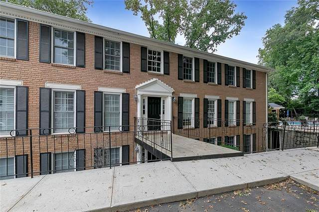 1101 Collier Road NW L2, Atlanta, GA 30318 (MLS #6788049) :: Rock River Realty