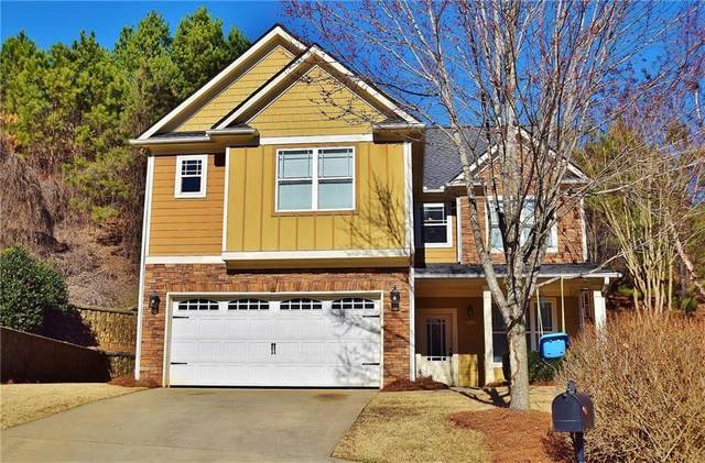 1816 Kettle Crossing, Gainesville, GA 30501 (MLS #6788062) :: The Cowan Connection Team
