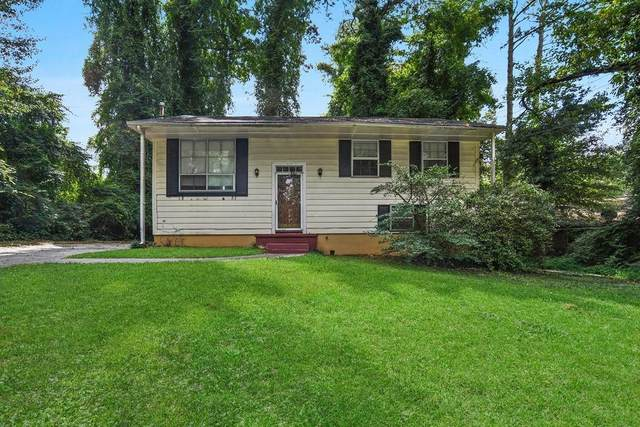 515 Evergreen Drive, Forest Park, GA 30297 (MLS #6788080) :: The Heyl Group at Keller Williams