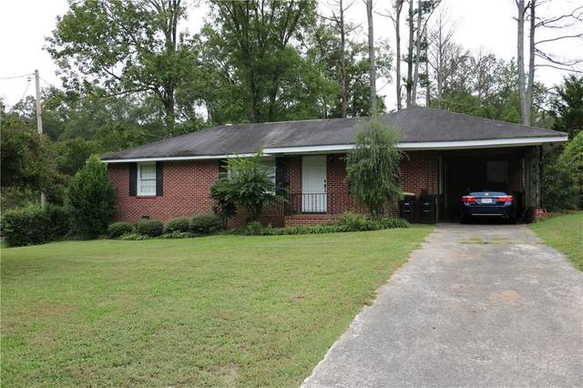 12 John Ross Drive SW, Rome, GA 30165 (MLS #6788088) :: Tonda Booker Real Estate Sales