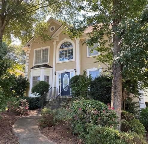 1769 Silver Creek Drive, Lithia Springs, GA 30122 (MLS #6788137) :: North Atlanta Home Team