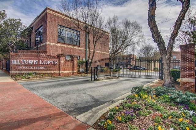 791 Wylie Street SE #602, Atlanta, GA 30316 (MLS #6788154) :: The Hinsons - Mike Hinson & Harriet Hinson