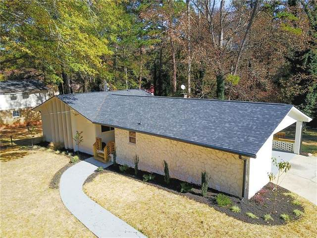 510 Waterview Lane, Stone Mountain, GA 30088 (MLS #6788180) :: The Hinsons - Mike Hinson & Harriet Hinson