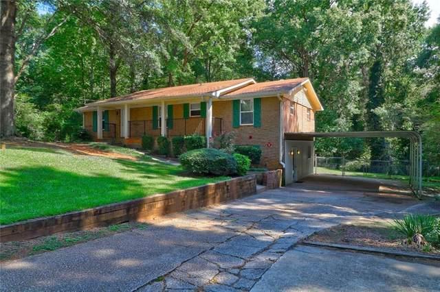 3819 Chattahoochee Drive, Douglasville, GA 30135 (MLS #6788191) :: Vicki Dyer Real Estate