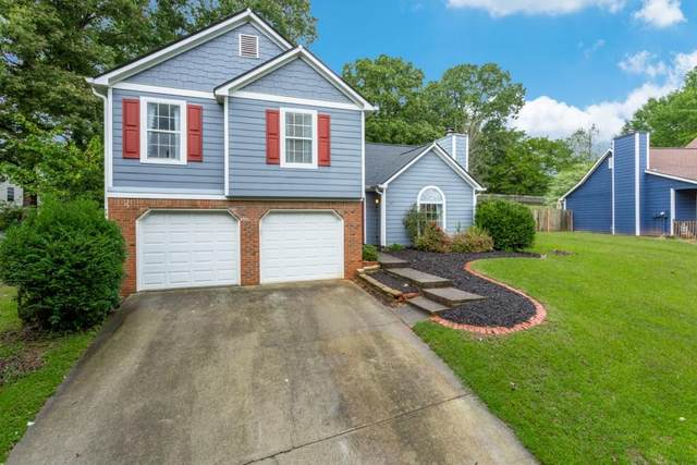 2903 Galt Place NW, Kennesaw, GA 30144 (MLS #6788216) :: Kennesaw Life Real Estate