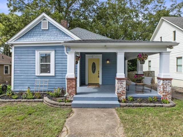 185 Eleanor Street SE, Atlanta, GA 30317 (MLS #6788223) :: The Butler/Swayne Team