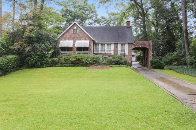 3929 Wieuca Road NE, Atlanta, GA 30342 (MLS #6788249) :: The Hinsons - Mike Hinson & Harriet Hinson