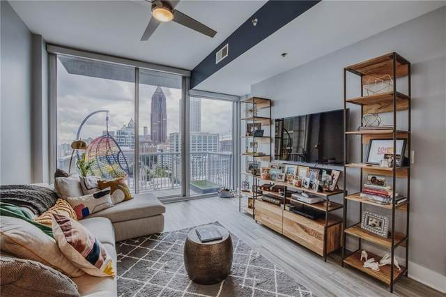 855 Peachtree Street NE #1709, Atlanta, GA 30308 (MLS #6788268) :: Vicki Dyer Real Estate