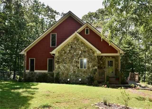 636 Sunset Cliff Drive, Jasper, GA 30143 (MLS #6788270) :: North Atlanta Home Team