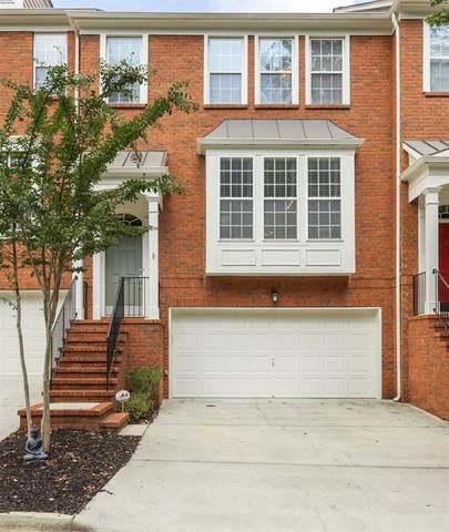 2565 Bridlewood Lane #16, Atlanta, GA 30339 (MLS #6788277) :: The Butler/Swayne Team