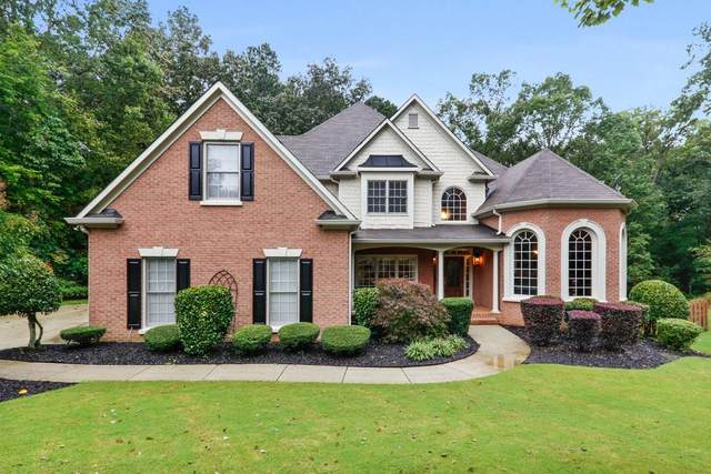 353 North Brooke Drive, Canton, GA 30115 (MLS #6788289) :: Kennesaw Life Real Estate